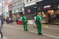 Bewustwordingscampagne in de binnenstad Groningen