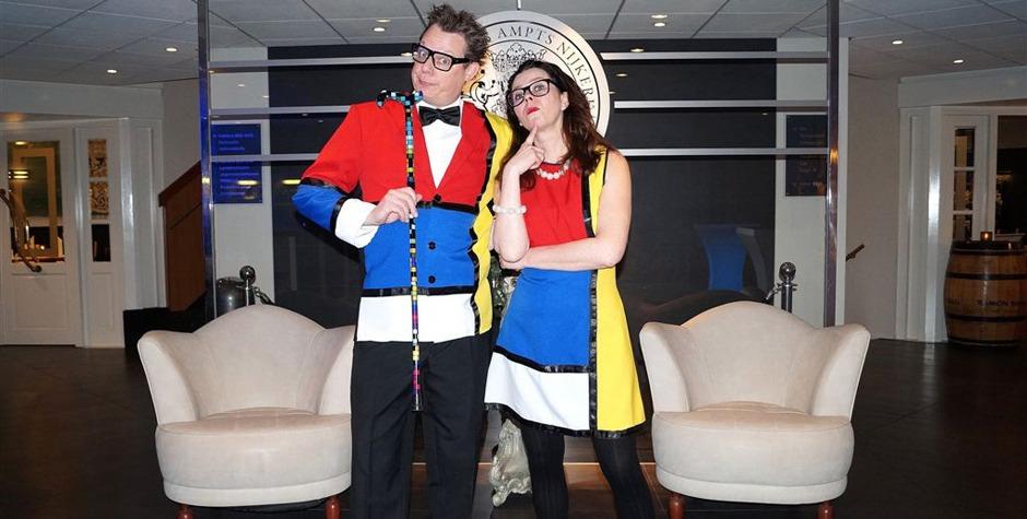 Presentator - Gastheer en Gastvrouw