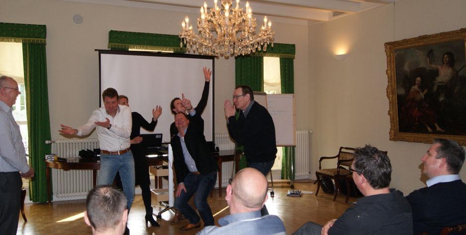 Workshop theatersport - Improvisatietheater workshop