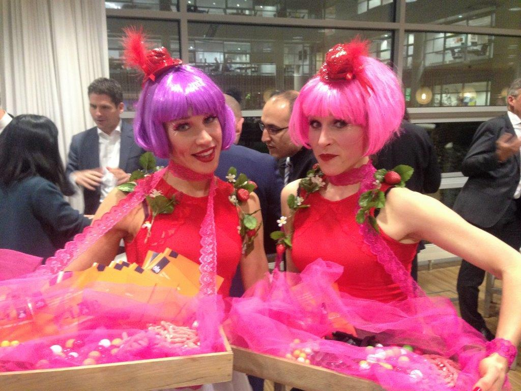 Candygirls - actrices