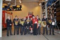 Nieuwjaarsbijeenkomst brandweer - Presentator - Gastheer