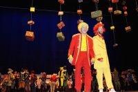 DAF Sinterklaasshows - Parktheater - Kolder en Kwast