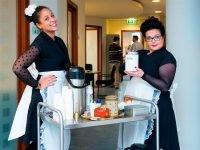 Koffiedames - communicatie acteurs en actrices
