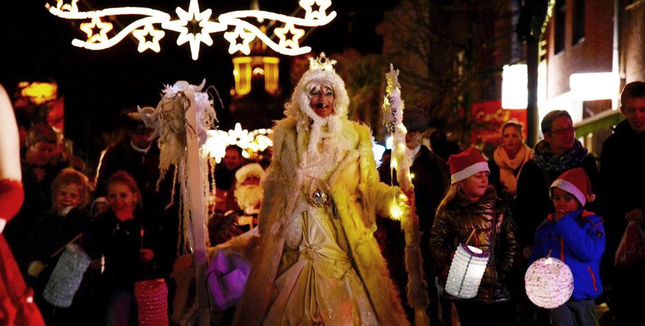 Kerst entertainment - kerst typetjes
