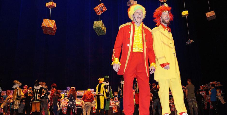 Theater Sinterklaasshow - Parktheater