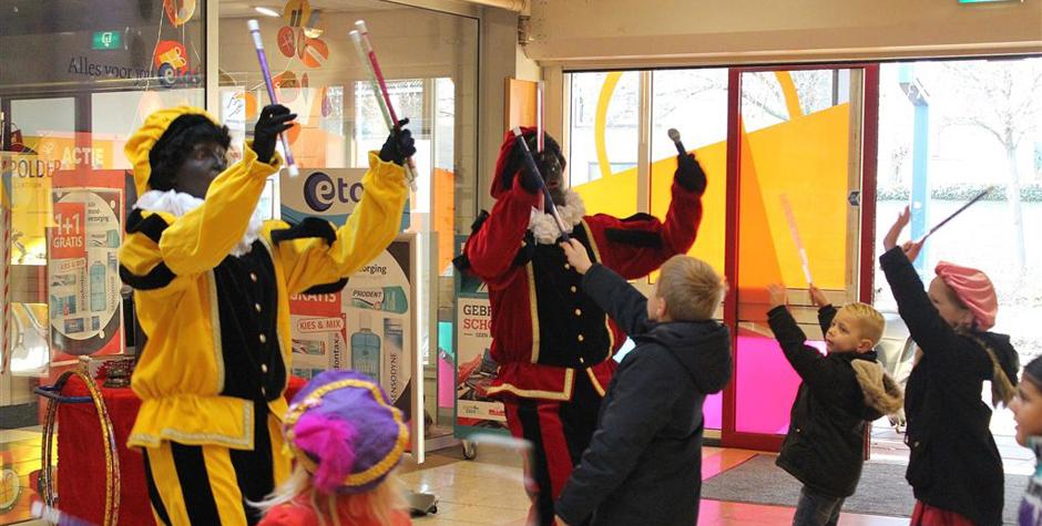 Sinterklaas theater en pieten entertainment - pieten entertainment