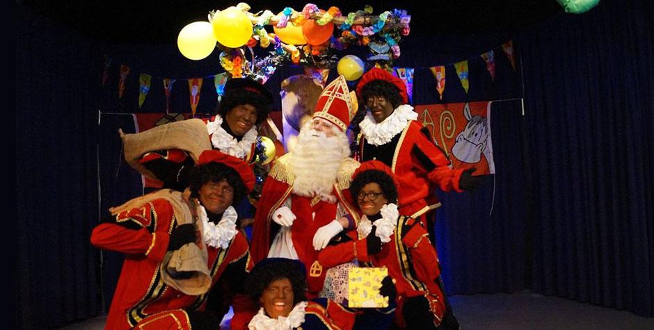 Sinterklaas en pieten - acteurs en actrices
