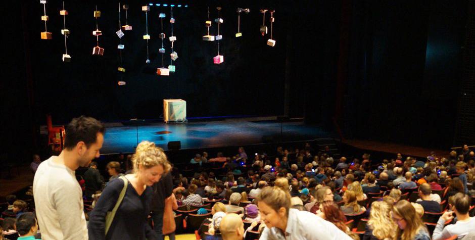 Theater voorstelling - maatwerk - acteurs en actrices