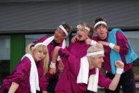 Ludieke sporters - acteurs