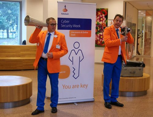 Cyber Security Week bij Rabobank Nederland