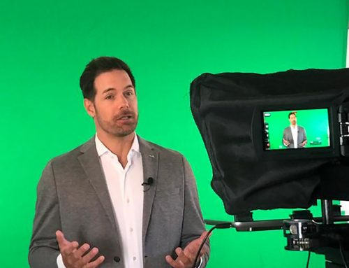 Greenscreen acteren voor dealer instructievideo's