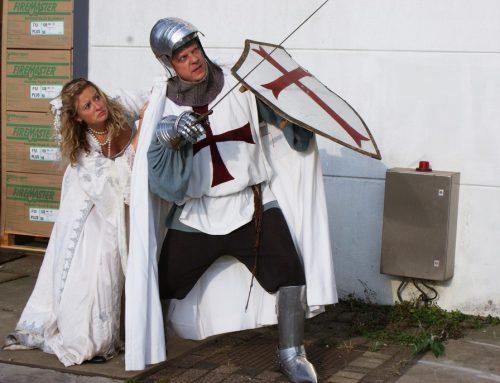 Ridder en Jonkvrouwe in Ridderkerk